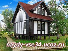 Четырехместный дом База отдыха Каршевитое